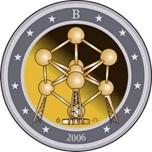 Foto de 2006 BELGICA 2 EUROS  ATOMIUM