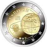 Foto de 2018 BELGICA 2 EUROS SATELITE ESRO-2B