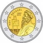 Foto de 2019 BELGICA 2 EUROS PIETER BRUEGHEL