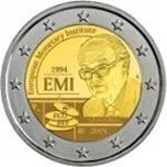 Foto de 2019 BELGICA 2 EUROS INSTITUTO MONETARIO