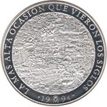 Foto de 1994 ESPAÑA 25 ECU P B.LEPANTO