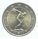 Foto de 2004 GRECIA 2 EUROS OLIMPIADA DE ATENAS