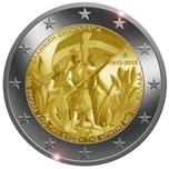 Foto de 2013 GRECIA 2 EUROS ANEXION DE CRETA