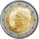 Foto de 2016 GRECIA 2 EUROS DIMITRI MITROPOULOS