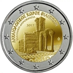 Foto de 2017 GRECIA 2 EUROS FILIPOS