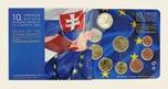 Foto de 2014 ESLOVAQUIA SET EUROS 9p EUROS