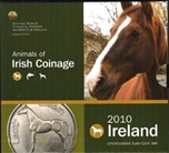 Foto de 2010 IRLANDA SET EUROS 8p ANIMALES