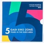 Foto de 2019 LETONIA SET 8p EUROS