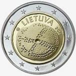 Foto de 2016 LITUANIA 2 EUROS CULTURA BALTICA