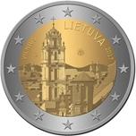 Foto de 2017 LITUANIA 2 EUROS VILNA CAPITAL CULTURA