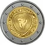Foto de 2019 LITUANIA 2 EUROS SUTARTINES