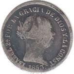 Foto de 1853 ISABEL II SEVILLA 2 REALES