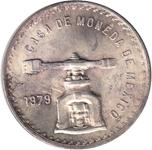 Foto de 1979 MEXICO 1 ONZA PRENSA-BALANZA