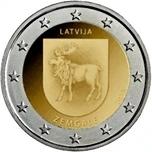 Foto de 2018 LETONIA 2 EUROS ZEMGALE