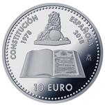 Foto de 2018 10 EUROS 40 ANIV. CONSTITUCION
