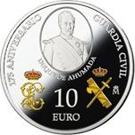 Foto de 2019 10 EUROS GUARDIA CIVIL