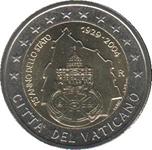 Foto de 2004 VATICANO 2 EUROS 75 ANI.CIUDAD VATICANO