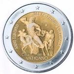 Foto de 2018 VATICANO 2 EUROS PATRIMONIO CULTURAL