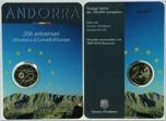 Foto de 2014 ANDORRA 2 EUROS CONSELL EUROPA