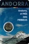 Foto de 2017 ANDORRA 2 EUROS PAIS DE LOS PIRINEOS