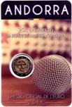 Foto de 2016 ANDORRA 2 EUROS RADIO Y TELEVISION ANDORRANAS