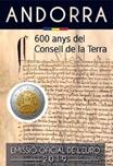 Foto de 2019 ANDORRA 2 EUROS CONSELL de la TERRA