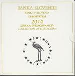 Foto de 2014 ESLOVENIA SET 9p+3 EUROS