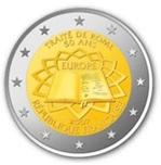 Foto de 2007 FRANCIA 2 EUROS TRATADO ROMA