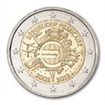 Foto de 2012 FRANCIA 2 EUROS X Aniv. EURO