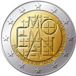 Foto de 2015 ESLOVENIA 2 EUROS EMONA