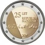 Foto de 2016 ESLOVENIA 2 EUROS INDEPENDENCIA