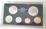 Foto de 1971 AUSTRALIA SET 6p. PROOF