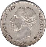 Foto de 1882*18-82 AL.XII 2 PESETAS MS M. Ord.Cat.20
