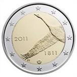 Foto de 2011 FINLANDIA 2 EUROS BANCO FINLANDES
