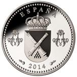 Foto de 2014 10 EUROS REAL COLEGIO DE ARTILLERIA