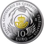 Foto de 2016 10 EUROS ANIV. CORREOS