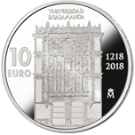 Foto de 2018 10 EUROS UNIVERSIDAD SALAMANCA