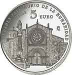Foto de 2014 CIUDADES PATRIMONIO AVILA 5 EUROS