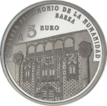Foto de 2014 CIUDADES PATRIMONIO BAEZA 5 EUROS