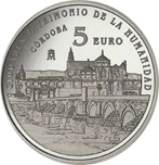 Foto de 2014 CIUDADES PATRIMONIO CORDOBA 5 EUROS
