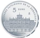 Foto de 2015 CIUDADES PATRIMONIO SALAMANCA 5 EUROS