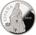 Foto de 2015 TESOROS 10 Euros MADRAZO