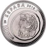 Foto de 2016 JOYAS NUM. 10 EUROS IBEROS