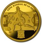 Foto de 2018 FIFA MUNDIAL RUSIA 100 EUROS
