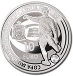 Foto de 2018 FIFA MUNDIAL RUSIA 10 EUROS
