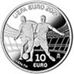 Foto de 2020 UEFA 10 EUROS