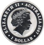 Foto de 2007 AUSTRALIA 1 DOLAR KOALA