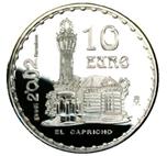 Foto de 2002 GAUDI 10 EUROS EL CAPRICHO AG