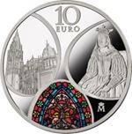 Foto de 2020 SERIE EUROPA: GOTICO 10 EUROS