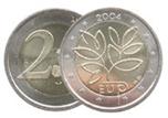 Foto de 2004 FINLANDIA 2 EUROS AMPLIACIÓN UNION EUROPEA